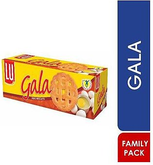LU Gala Egg Biscuits Family Pack