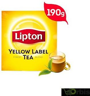 Save Rs.20 on Lipton Yellow Lable Black Tea Pouch 190gm