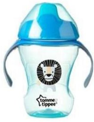 Tommee Tippee 2-Stage Easy Drink Cup Blue (TT 447145) 230 ml