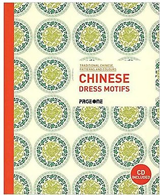 Traditional Chinese Patterns & Colours: Chinese Dress Motifs