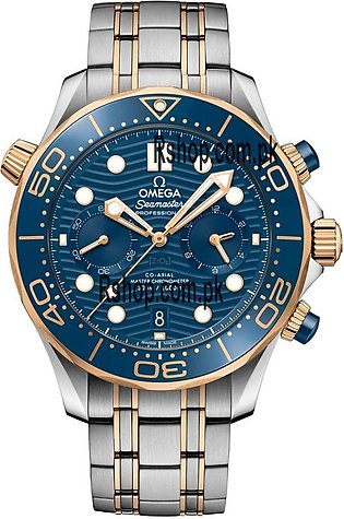 Omega Seamaster Diver 300M Chronograph Watch