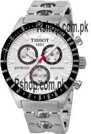 Tissot 1853 PRS 516 Chronograph Chain stainless steel Watch