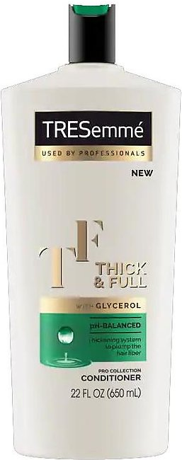 Tresemme Thick & Full Conditioner 650ML