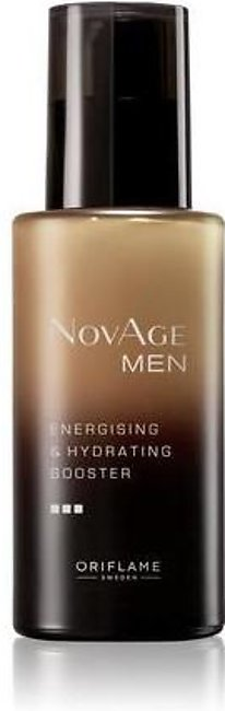 Oriflame Novage Men Energising & Hydrating Booster 50 ML