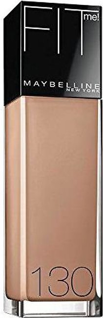 Maybelline Fit Me Foundation Buff Beige 130