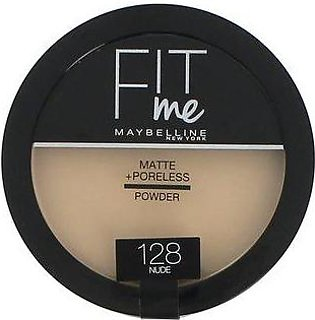 Maybelline fit Me Powder 128 Nude