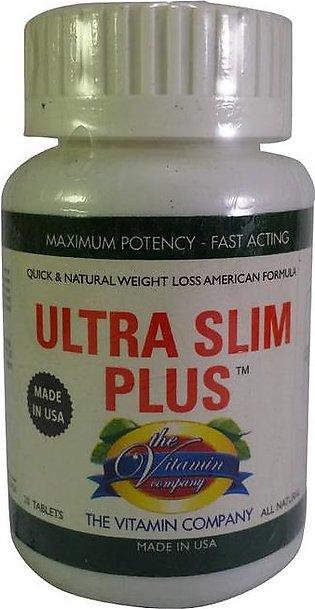 The Vitamin Company Ultra Slim Plus 20 Tablets