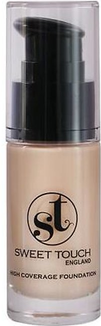 Sweet Touch London High Coverage Foundation Hs 135