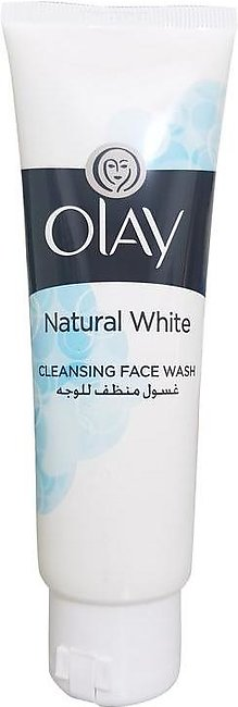 Olay Natural White Fairness Cleansing Face Wash 100ml