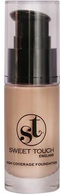 Sweet Touch London High Coverage Foundation Hs 137