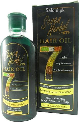 New Seven Herbal Hair Oil 200 ML