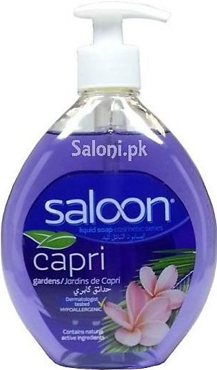 Saloon Capri Liquid Soap 400 ML