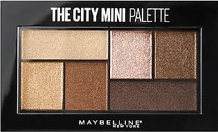 Maybelline The City Mini Palette Rooftop Bronze