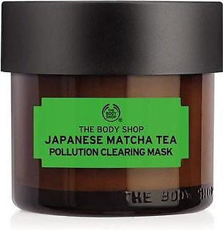 The Body Shop Japanese Matcha Tea Pollution Clearing Mask 75 ML