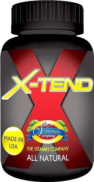 The Vitamin Company X-Tend 10 Tablets