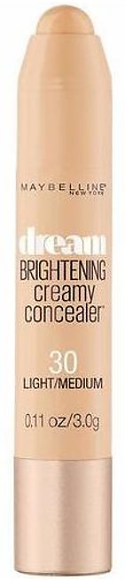 Maybelline Dream Bright Cream Concealer Light/Medium 30