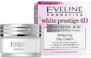 Eveline White Prestige 4D Whitening Day Cream 50 ML