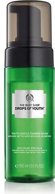 The Body Shop Drops of Youth™ Youth Gentle Foamwash 150 ML
