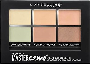 Maybelline Facestudio Master Camo Color Correcting Kit Light
