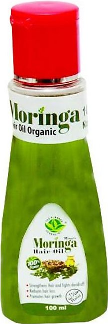 The Planner Herbal Moringa Hair Oil 100ml