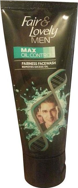 Fair & Lovely Men Max Oil Control Fairness Face Wash 50 Grams