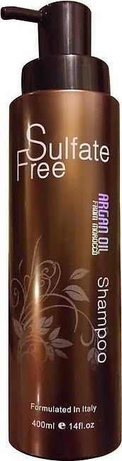 Argan Oil Sulfate Free Shampoo 400ML