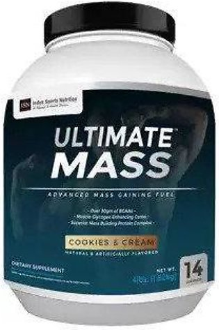 Indus Sports Nutrition Ultimate Mass Gainer Cookies & Cream 4 Lbs