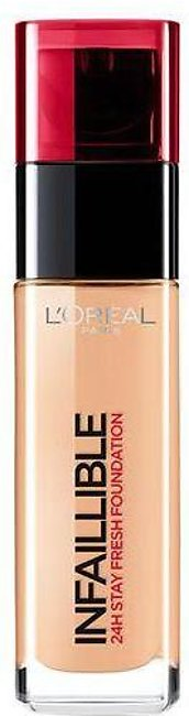L`Oreal Infallible Foundation Golden Beige 140