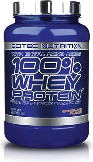 Scitec Nutrition 100% Whey Protein Powder