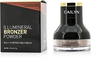 Cailyn Illumineral Bronzer Powder 04 Berry With Gold