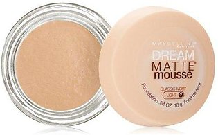 Maybelline Dream Matte Mousse Foundation Ivory 10