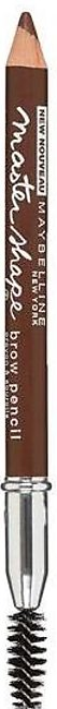 { Clearance } Maybelline Eye Studio Master Shape Brow Pencil Soft Brown