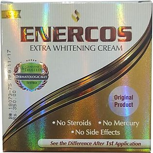 Enercos Extra Whitening Cream Small