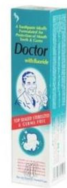 Doctor Toothpaste With Fluoride 100 gm