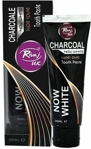 Rivaj Charcoal Toothpaste