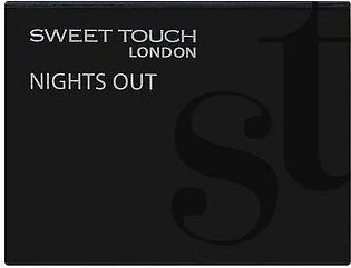 Sweet Touch London Nights Out Eye Shadow Palette