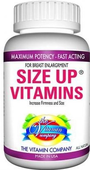 The Vitamin Company Size Up Vitamins 20 Softgels
