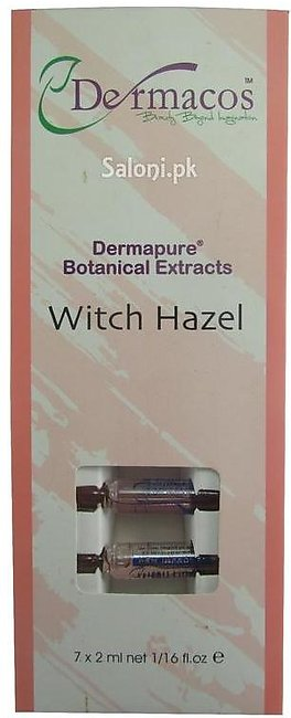 Dermacos Dermapure Botanical Witch Hazel Extracts 2 ML Each (7 Serums Pack)