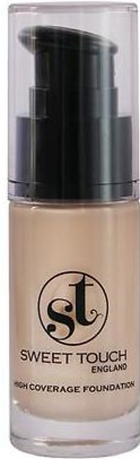 Sweet Touch London High Coverage Foundation Hs 132