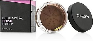 Cailyn Deluxe Mineral Blush Powder Cinnamon