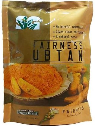Saeed Ghani Whitening Ubtan 100 Grams (Pouch)