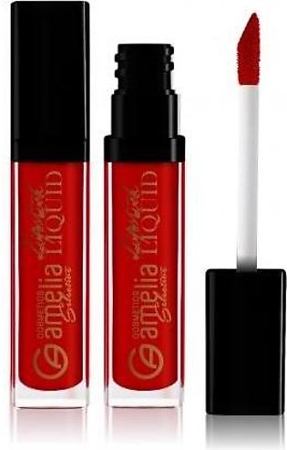 Amelia Liquid Lipstick Red Amors