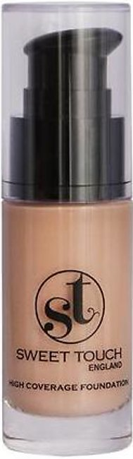 Sweet Touch London High Coverage Foundation Hs 134