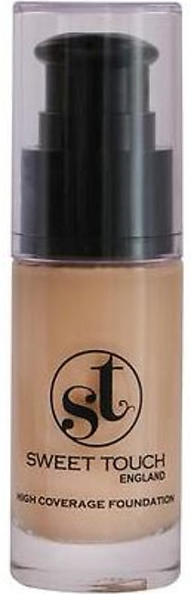 Sweet Touch London High Coverage Foundation Hs 133