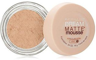Maybelline Dream Matte Mousse Foundation Porcelain 11