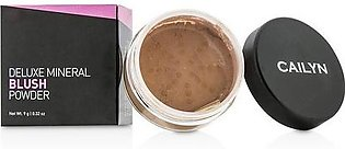 Cailyn Deluxe Mineral Blush Powder Burnt Orange 02