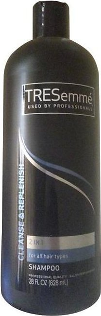 TRESemme Cleanse & Replenish 2-in-1 Shampoo 828ML
