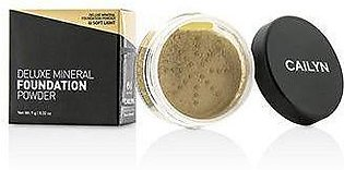 Cailyn Deluxe Mineral Foundation Powder Soft Light