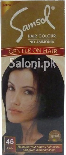 Samsol Gentle on Hair 45 Black
