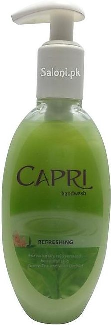 Capri Refreshing Hand Wash 250 ML